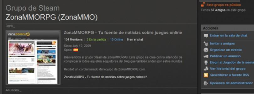 ZonaMMORPG ya está en Steam