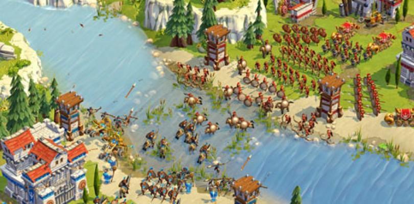 Novedades en primavera para Age of Empires Online