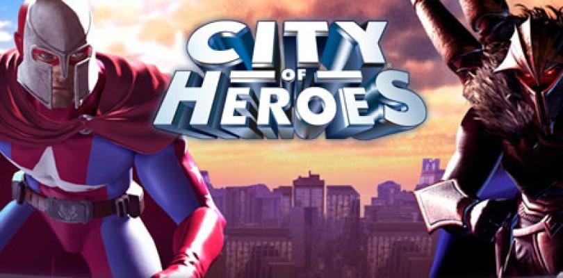 El servidor privado de City of Heroes ya cuenta con 8000 registros