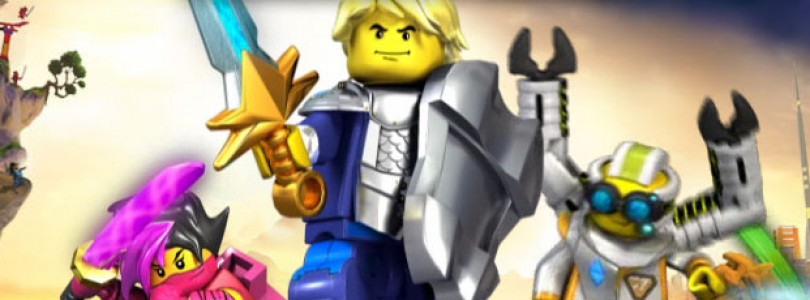 Lego presenta la versión Free-to-play de Lego Universe