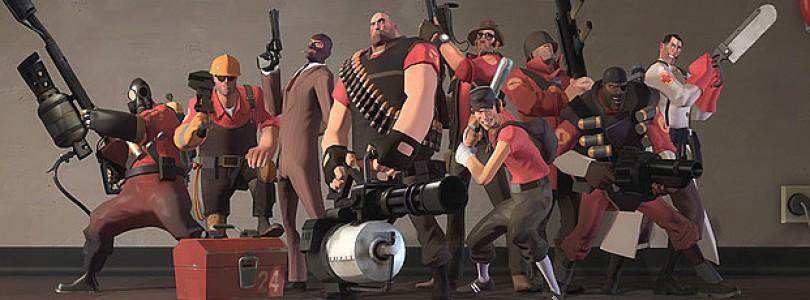 Team Fortress 2 ya es Free-to-play