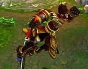 League of Legends presenta a Wukong, el rey de los monos