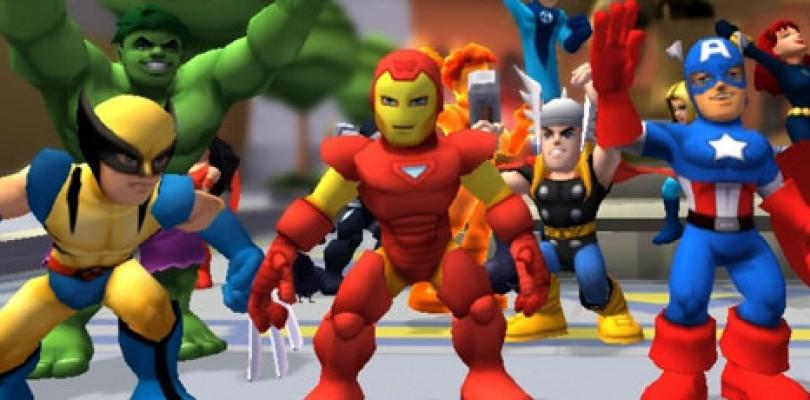 Marvel Super Hero Squad Online arranca su Beta Abierta
