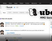 Uberchar la red social de MMOs se actualiza