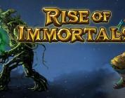 Rise of Immortals presenta a Kaos