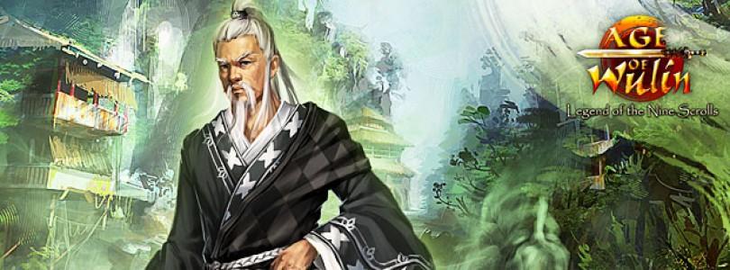 Age of Wulin comienza el reparto de claves