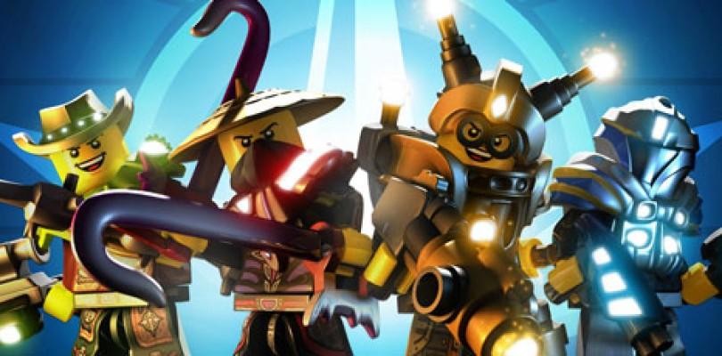 Hoy abre la zona free-to-play de LEGO Universe
