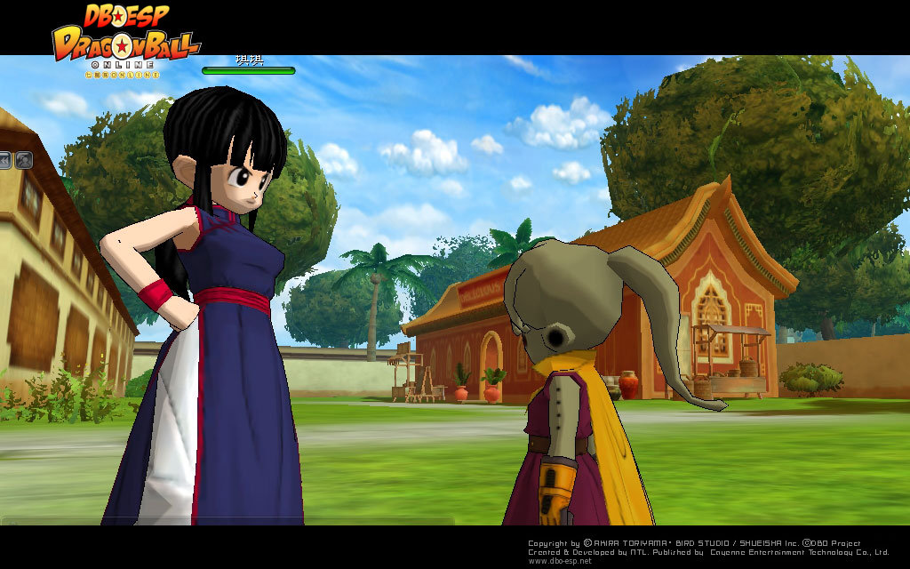 Dragon Ball Online Zona Mmorpg