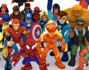 Los Superhéroes de Marvel Super Hero Squad Online