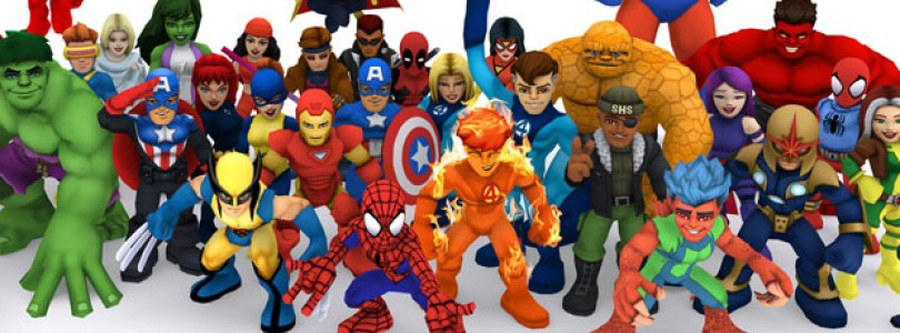 Marvel Super Hero Squad Online pronto en Europa – Detalles