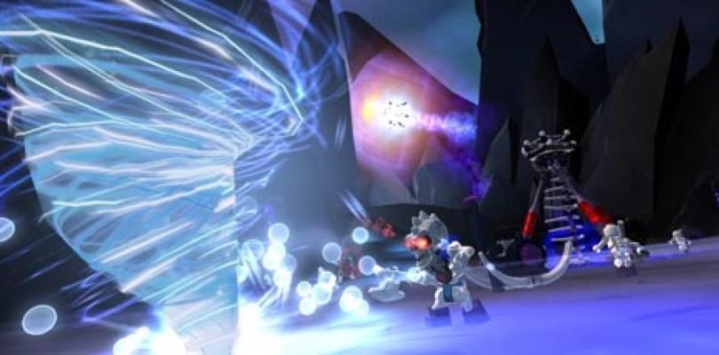 Recorre la senda del Ninja en LEGO® Universe