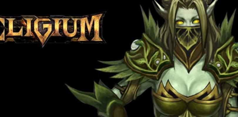 Eligium: Nuevo lore e imágenes disponibles
