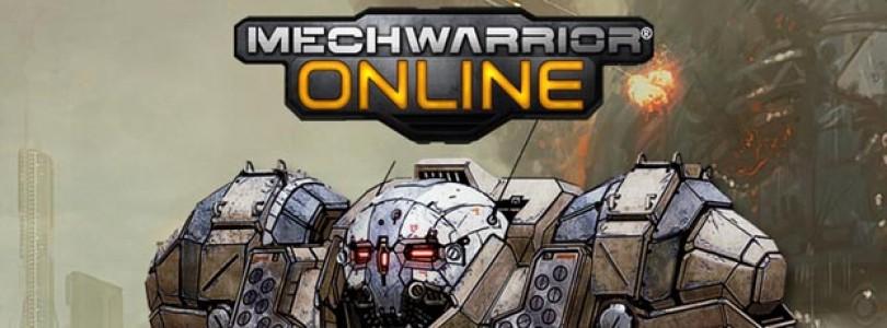 MechWarrior Online: La beta abierta se retrasa