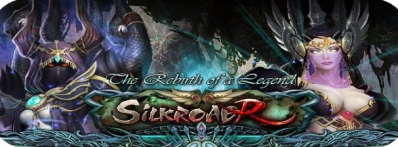 Joymax anuncia el lanzamiento de SilkRoad-R
