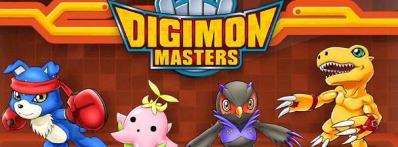 Digimon Master presenta dos nuevos mercenarios
