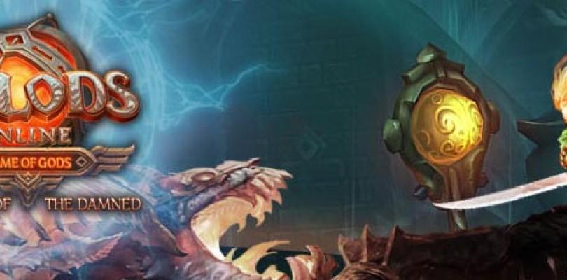 Allods Online presentará Game of Gods en Febrero