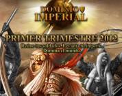 El MMO de estrategia Dominio Imperial próximamente en Español