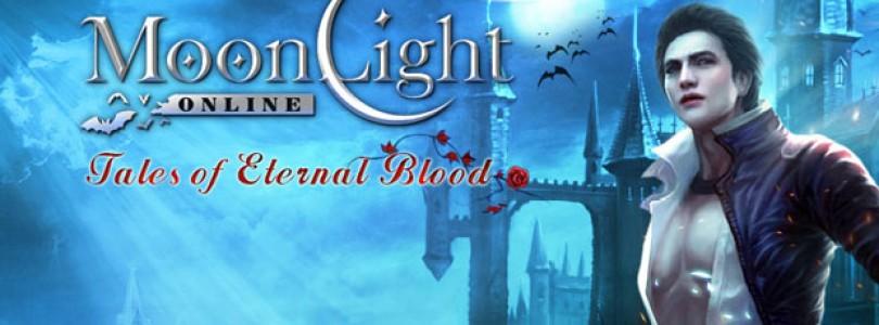 Moonlight Online presenta al Vampiro Elementalista