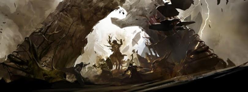La beta cerrada de Guild Wars 2 para finales de Marzo