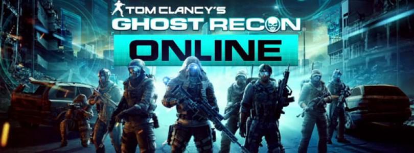 Ghost Recon Online recibe una nueva actualización