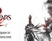 La nueva beta de Guild Wars 2  comenzará el 8 de Junio