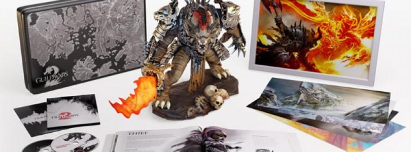 Anunciadas las tiendas con la pre-compra de Guild Wars 2 en España