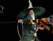 Nuevo personaje mago para Land of Chaos Online: Evolution