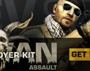 Nuevas armas y accesorios en Battlefield Play4free