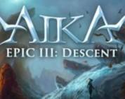 Aika Online anuncia Epic III: Descent