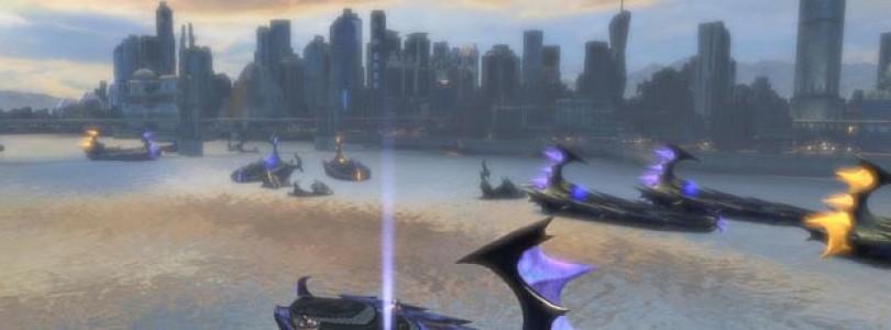"""DC Universe Online: la nueva actualización """"Oleadas de Guerra"""""""