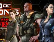 Claves para el primer evento beta de End of Nations