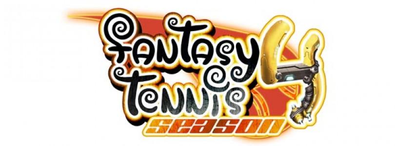 Fantasy Tennis Season 4: Llega la nueva actualización