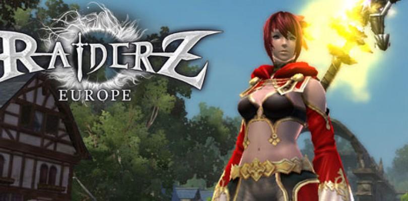 RaiderZ estrena nuevo sitio web