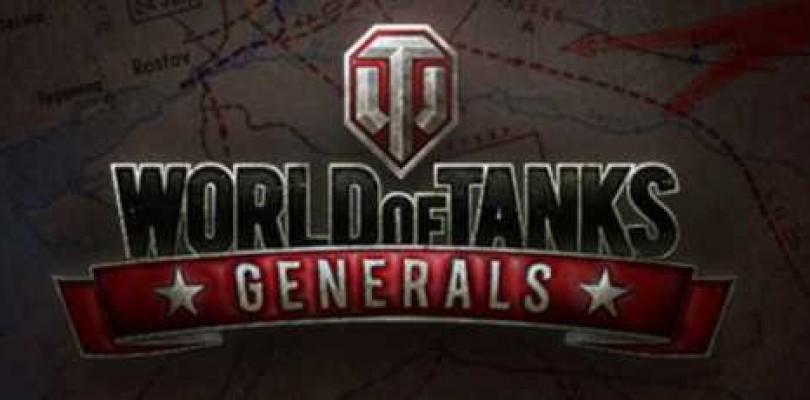 Gamescom 2012: Anunciado World of Tanks Generals