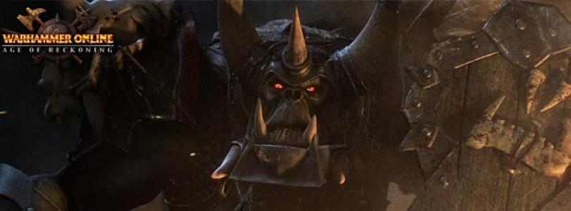 Warhammer Online compensará por los fallos de este fin de semana