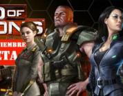 Claves para el tercer evento beta de End of Nations