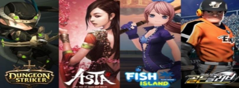 Hangame presenta su catalogo para la G*Star 2012