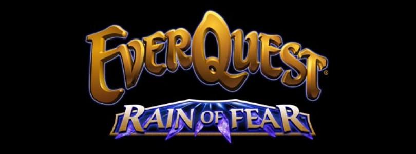 Bonificaciones por las reservas de EverQuest: Rain of Fear