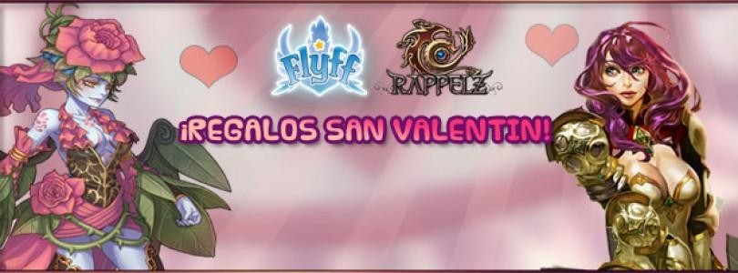 Repartimos regalos de San Valentin para Flyff y Rappelz