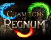 Champions of Regnum llega a Steam