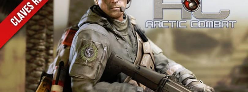 Repartimos 500 objetos de regalo para Arctic Combat