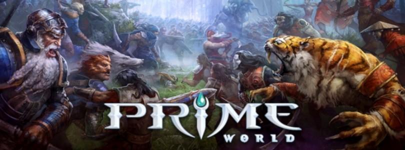 Prime World: Abierto el registro para la CB