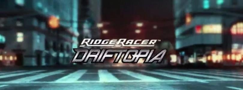Ridge Racer Driftopia: La saga se pasa al F2P