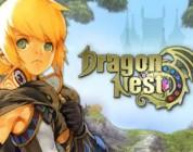 Primeras pruebas de la versión web de Dragon Nest