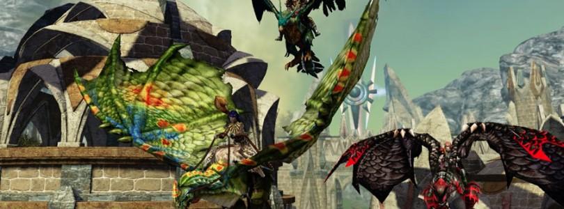 Dragon's Prophet: Vídeos gameplay comentados
