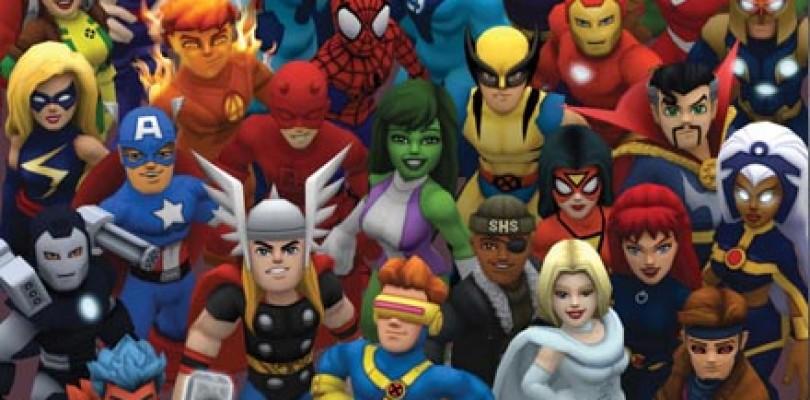 Super Hero Squad Online: Celebra su heróico tercer aniversario