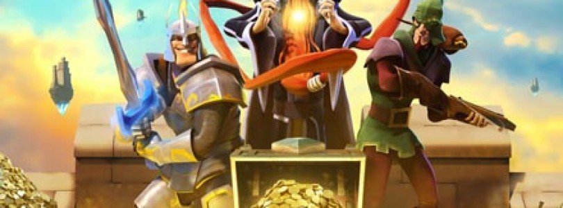 El 25 de Febrero comenzara la beta abierta de The Mighty Quest for Epic Loot