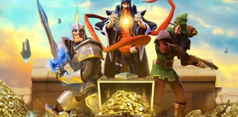 The Mighty Quest for Epic Loot: Primer vídeo gameplay