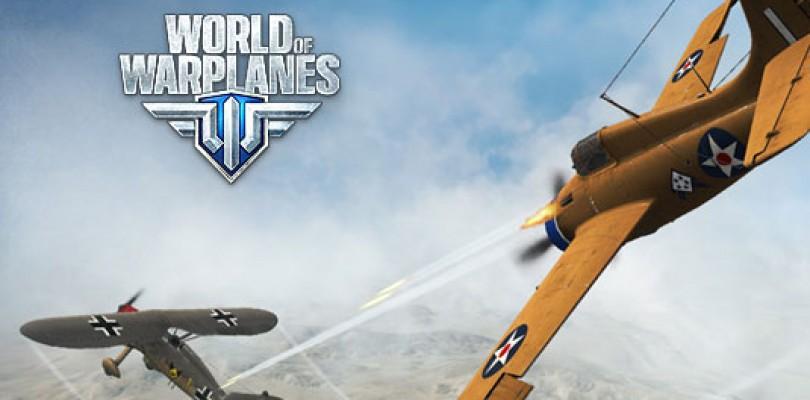 World of Warplanes: Nuevo tutorial disponible