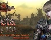 City of Steam: La beta abierta llega esta semana
